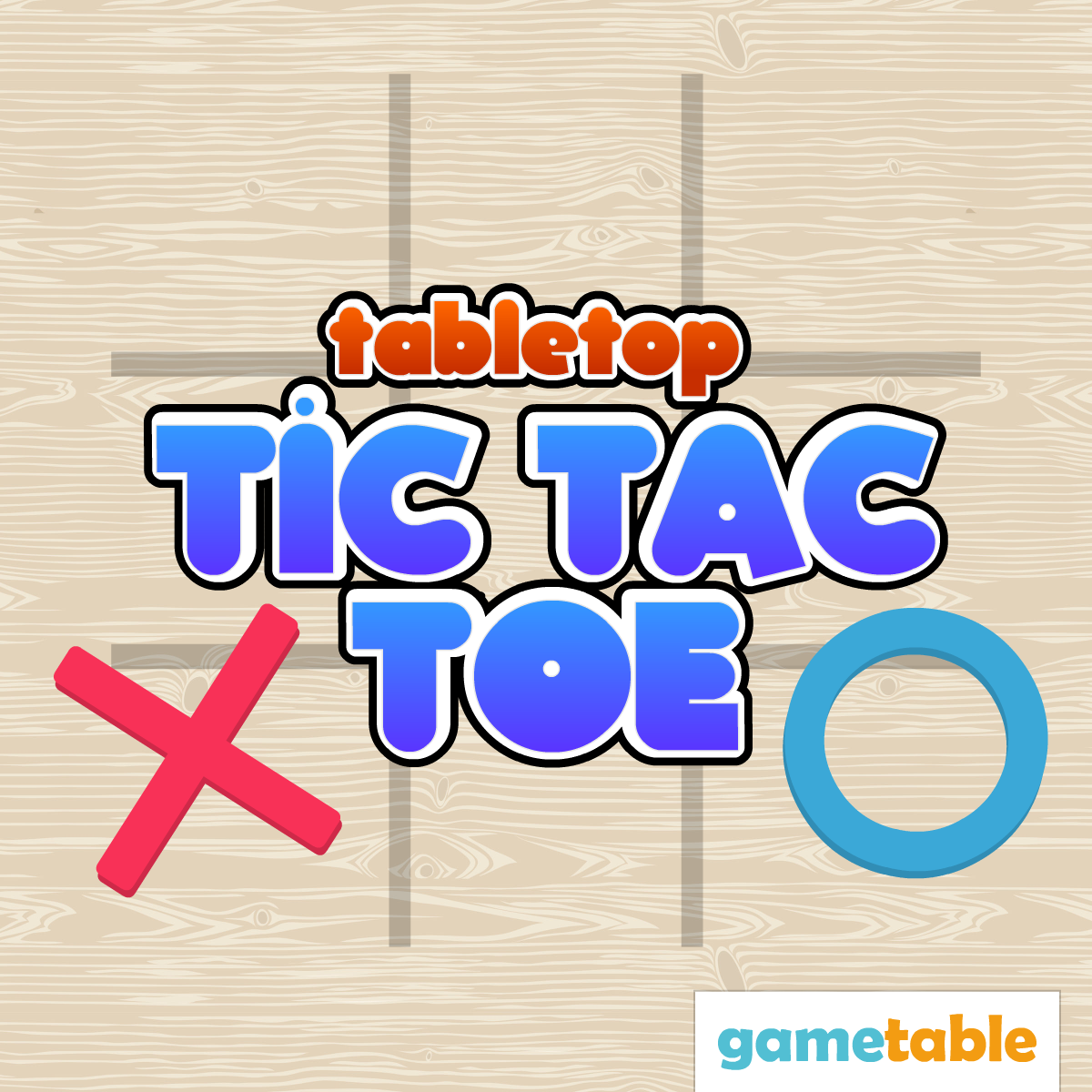 Tic Tac Toe Play Free Gametable Org